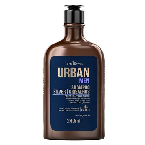 Shampoo-Farmaervas-Urban-Grisalhos-Men-240ml