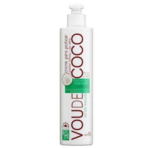 Creme-para-Pentear-Griffus-Voude-de-Coco-420ml