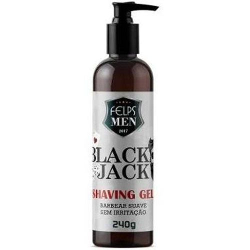 Gel-para-Barbear-Felps-Men-Black-Jack-240g
