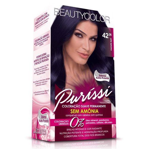 Coloracao-sem-Amonia-Beauty-Color-Purissi---42.26-Marsala-Acai