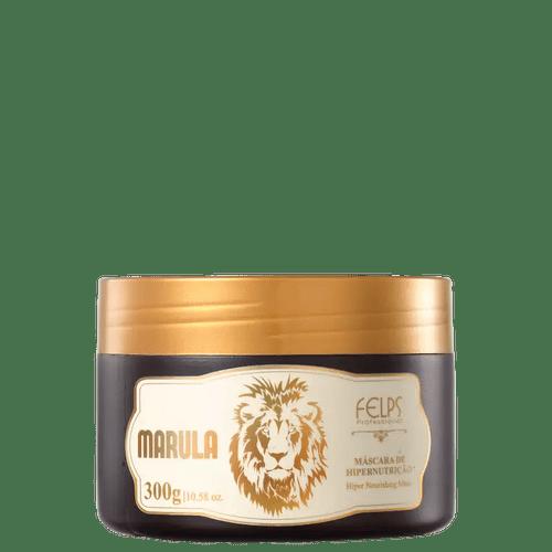 Mascara-Hidratante-Marula-Felps-300g