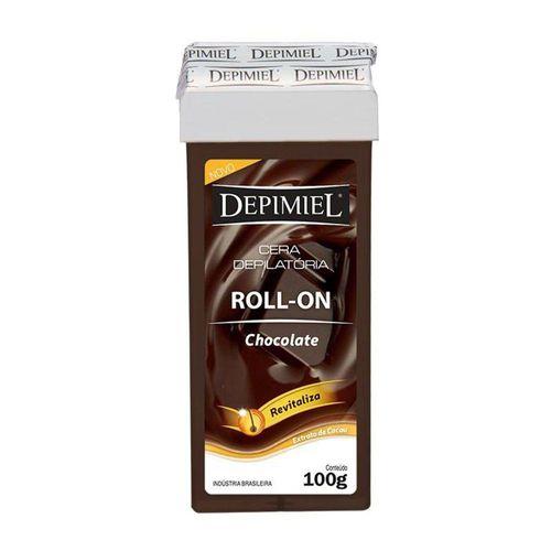 Cera-Refil-Roll-On-Depimiel-Chocolate-100g