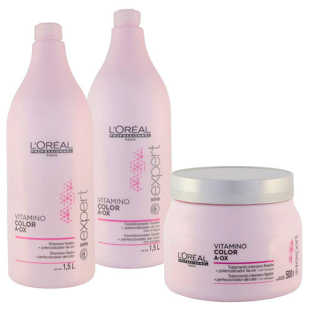 eab43ded4 Kit L'Oréal Professionnel Expert Vitamino Color - Kit L'Oréal Professionnel  Expert Vitamino Color