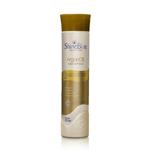 Shampoo-ShineBlue-ArganOIL-300ml