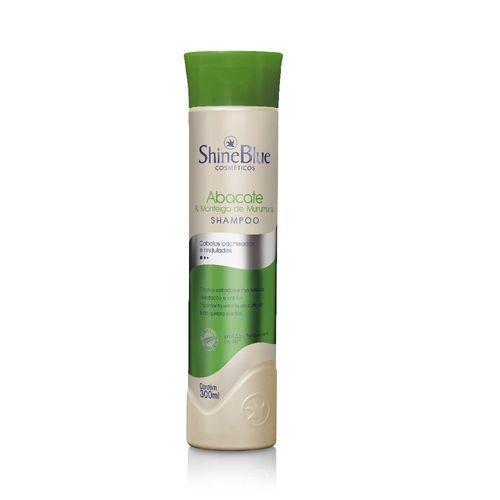 Shampoo-Abacate---Manteiga-de-Murumuru-ShineBlue-315g-