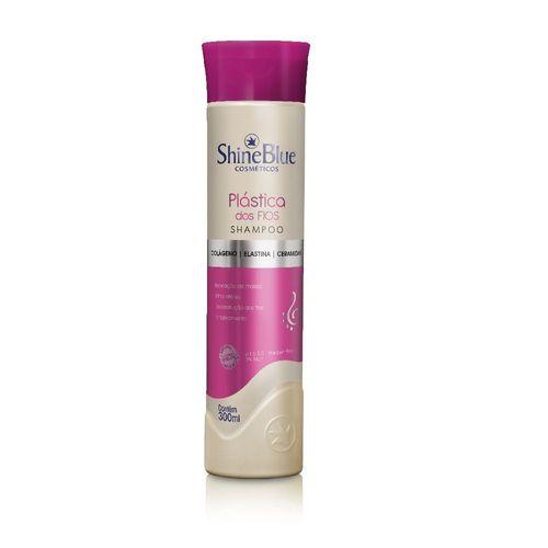 Shampoo-ShineBlue-Plastica-dos-Fios-300ml