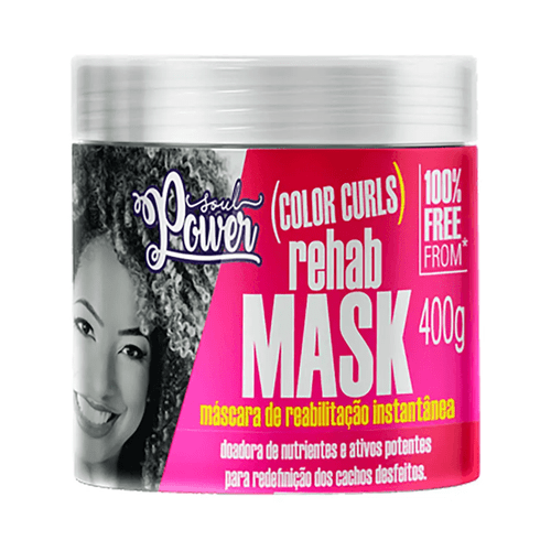 Mascara-de-Reabilitacao-Soul-Power-Color-Curls-Rehab-400g.-