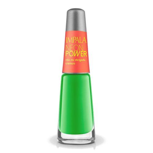 Colecao-Impala-Verde-Neon-PowerNao-Sou-Obrigada-8ml-