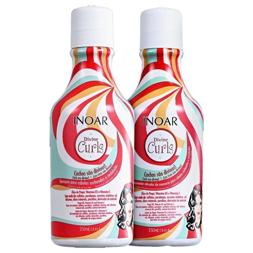 Kit--Inoar-Shampoo---Condicinador-250ml-Divine-Curls