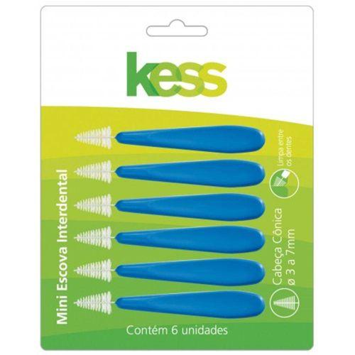 Mini-Escova-Interdental-Kess-C--6-Cilindrico