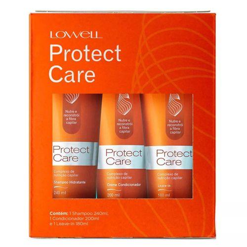 Kit-Protect-Care-Lowell-Shampoo---Condicionador---Leve-In