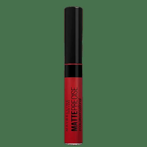 Batom-Liquido-Maybelline-Color-Sensational-Matte-Precise-Ritmo-Proibido