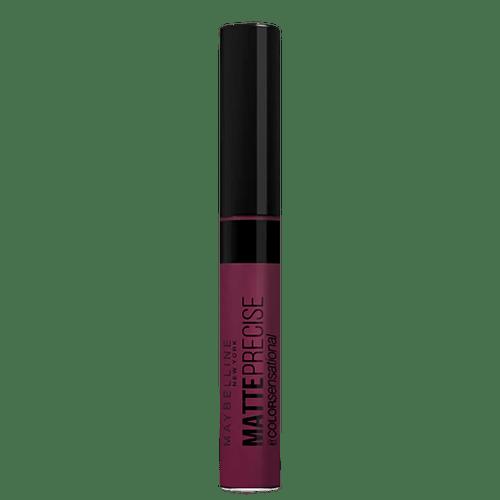 Batom-Liquido-Maybelline-Color-Sensational-Matte-Precise-Rainha-de-Noite