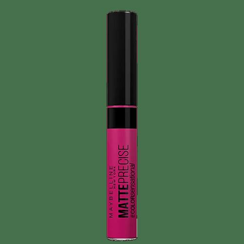 Batom-Liquido-Maybelline-Color-Sensational-Matte-Precise-Pink-das-Galaxias