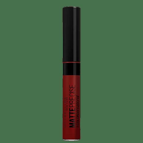 Batom-Liquido-Maybelline-Color-Sensational-Matte-Precise-Fervo