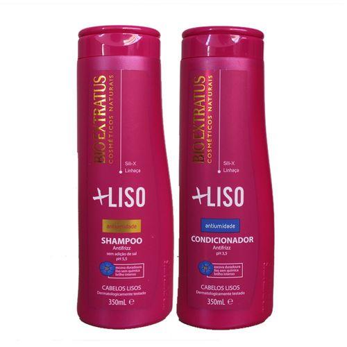 Kit-Mais-Liso-Bio-Extratus-Shampoo---Condicionador-350ml-