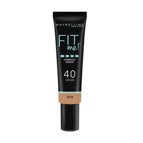Corretivo-Liquido-40-Escuro-Maybelline-Fit-Me----10ml-