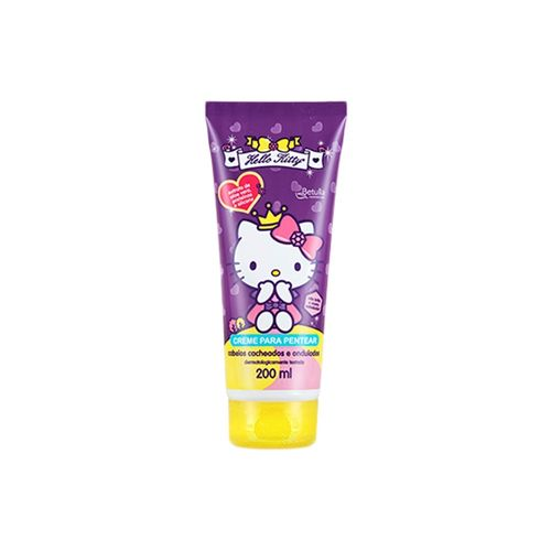 Creme-para-Pentear-Hello-Kitty-Cacheados---200ml