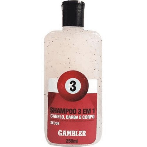 Shampoo-3-Em-1-Bola-3-Cabelos-Secos-Gambler---250ml