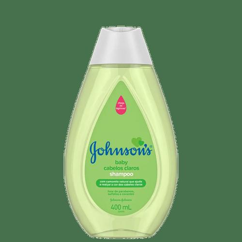 Shampoo-Infantil-Johnson---Johnson-cabelos-Claros---400ml