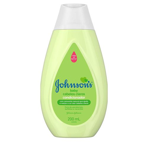 Condicionador-Johnson---Johnson-Claros---200ml