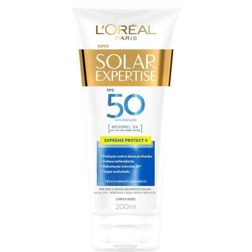 Protetor-Solar-L-Oreal-Expertise-Supreme-Protetor-Solar-FPS50---200ml