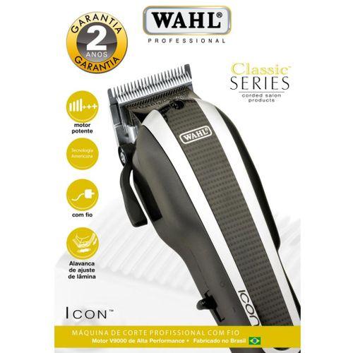 Maquina-de-Corte-Professional-Icon-Wahl--127V