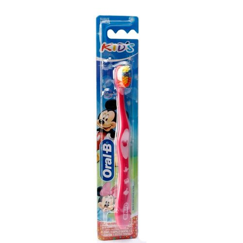 Escova-Dental-Oral-B-Stages-2-Mickey---Minnie