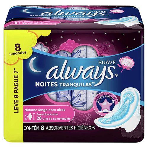 Absorvente-Always-Noites-Tranquilas-c-8-un