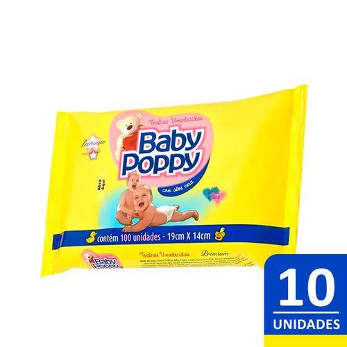 Kit-Toalhas-Umedecidas-Baby-Poppy-Premium-c-10un