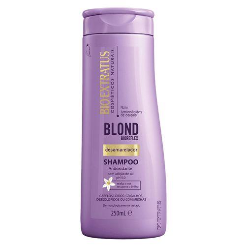 Shampoo-Desamarelador-Bio-Extratus-Blond-Bioreflex---250ml--Fikbella-26568