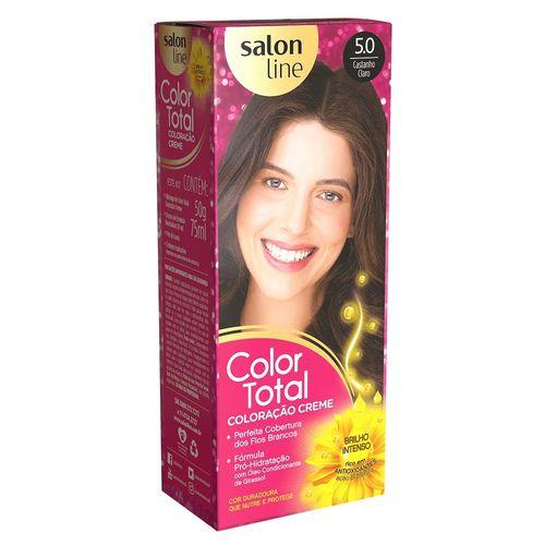 Tintura-Color-Total-Salon-Line-Castanho-Claro-5.0-Fikbella-6619
