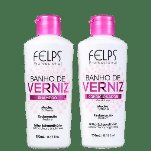 Kit-Shampoo-Condicionador-Xmix-Banho-Verniz-Felps-200ml--Fikbella-133490