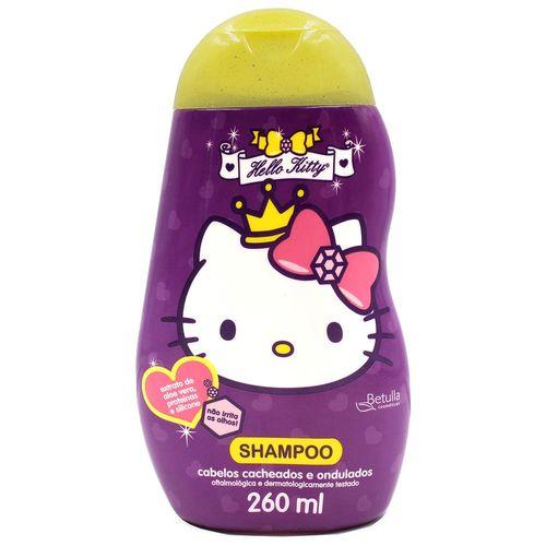 Shampoo-Hello-Kitty-Cacheados---260ml--Fikbella-27290