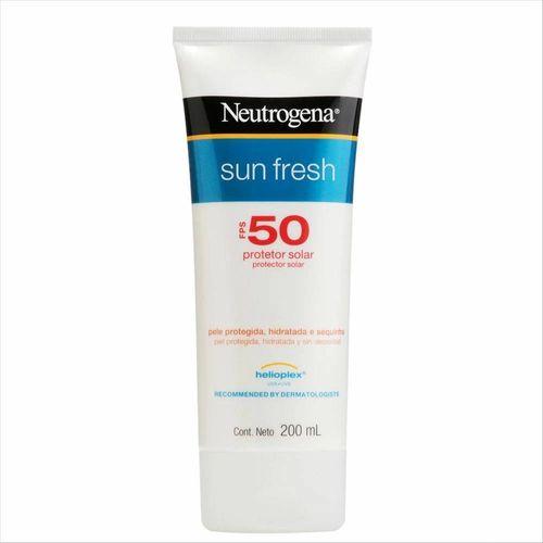 Protetor-Solar-Neutrogena-Sun-Fresh-FPS50---200ml-Fikella-129235