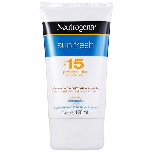 Protetor-Solar-Neutrogena-Sun-Fresh-FPS15---120ml-Fikbella