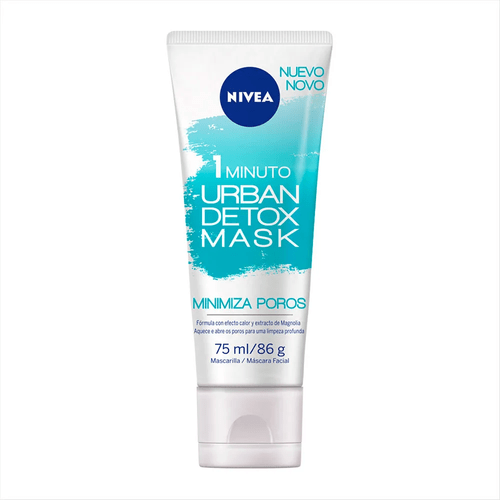 Mascara-Facial-Nivea-Urban-Detox-Minimiza-Poros---86g-Fikbella