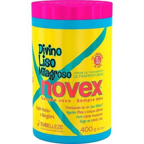 Mascara-de-Tratamento-Novex-Divino-Liso-Milagroso---400g--Fikbella-140258