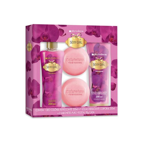 Kit-Phytoderm-Sexy-Girl---Deo-Colonia---Locao-Hidratante-200ml---Sabonetes--Fikbella-141347