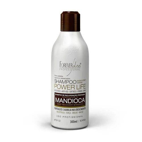 Shampoo-Power-Life-Mandioca-Forever-Liss---300ml--Fikbella