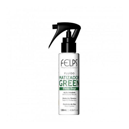 Spary-Fluido-Matizador-Green-Felps-Professional-Efeito-Bege-120ml-Fikbella-