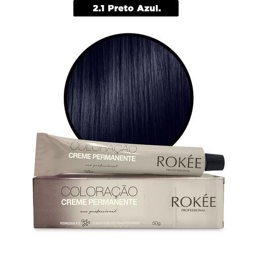 Coloracao-Creme-Permanente-ROKEE-Professional-50g-Preto-Azulado-2-Fikbella-142496