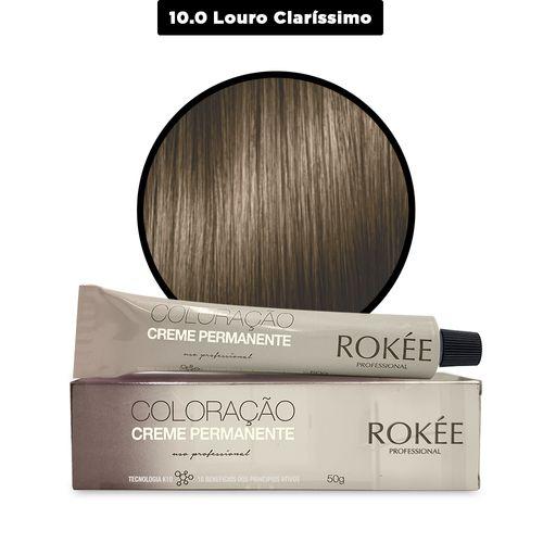Coloracao-Creme-Permanente-ROKEE-Professional-50g-Louro-Clarissimo-10-0-Fikbella-142504