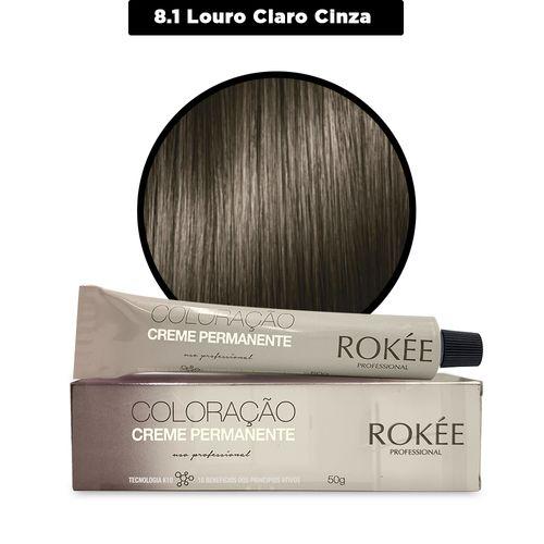 Coloracao-Creme-Permanente-ROKEE-Professional-50g-Louro-Claro-Cinza-8-1-Fikbella-142512