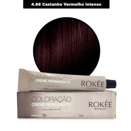 Coloracao-Creme-Permanente-ROKEE-Professional-50g-Castanho-vermelho-Intenso-4-66-Fikbella-142541