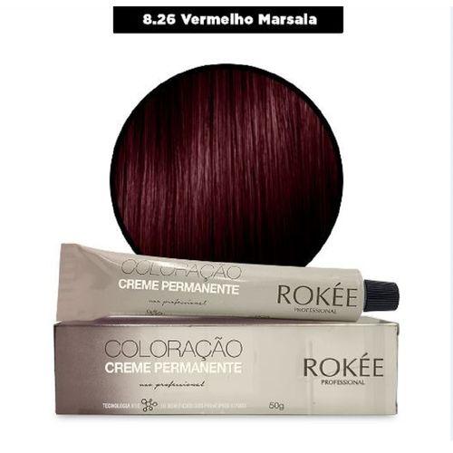 Coloracao-Creme-Permanente-ROKEE-Professional-50g-Vermelho-Marsala-9-98