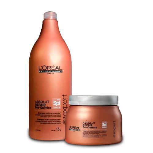 Kit-L-Oreal-Professionnel-Expert-Pos-Quimica-Shampoo-500ml---Mascara-500g-Fikbella-14