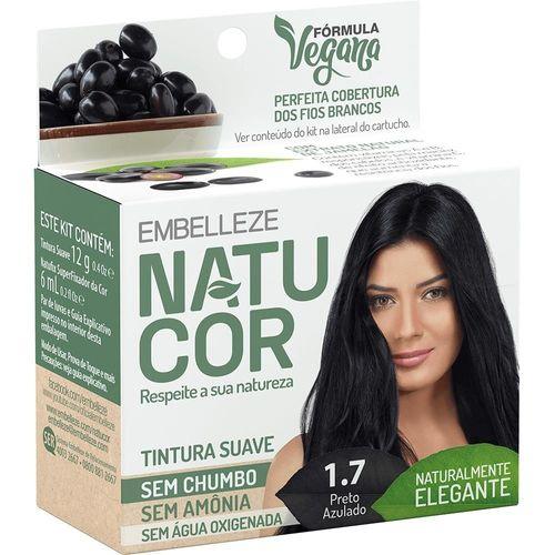 Kit-Coloracao-Natucor-Naturalmente-Elegante-Preto-Azulado-1.7-4807-Fikbella