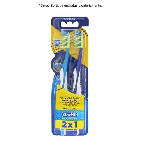 Escova-Dental-Oral-B-Pro-Saude-N°-40-Antibacteriano---Leve-2-Pague-1---Cores-Sortidas-Fikbella-91915