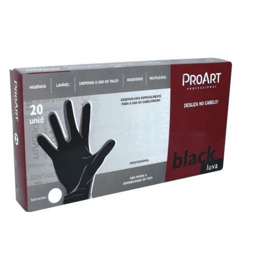 Luva-ProArt-Latex-Black-T.Medio-20un-9073